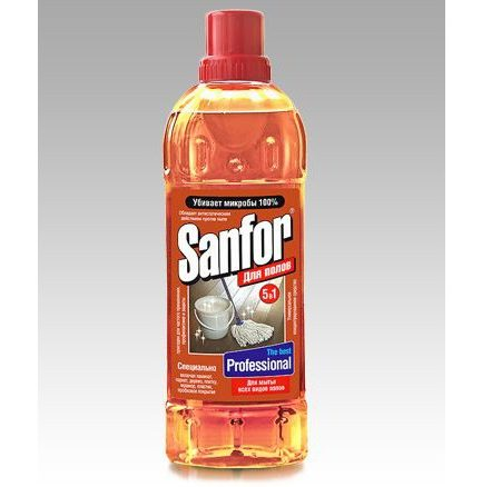 SANFOR professional Priemonė visoms grindų rūšims(920g)