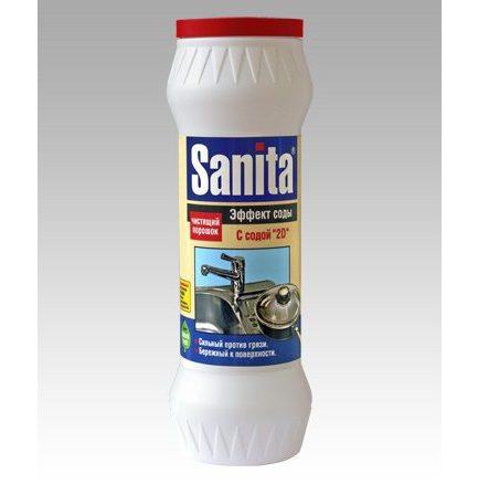 SANITA Valantys milteliai Sodos efektas(400g)