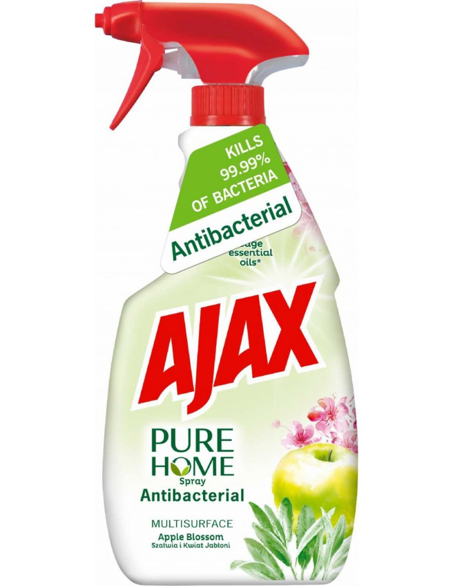 AJAX PURE HOME APPLE purškiamas valiklis(500ml)