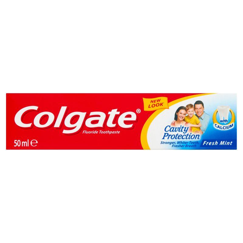 Dantų pasta COLGATE CAVITY PROTECTION (50ml)