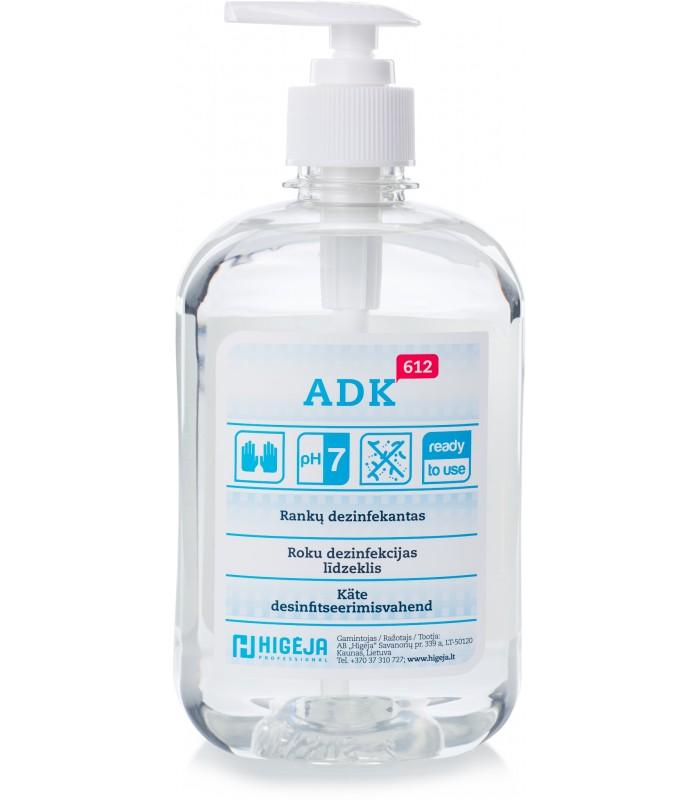 Higėja ADK-612 rankų dezinfekantas(500ml)