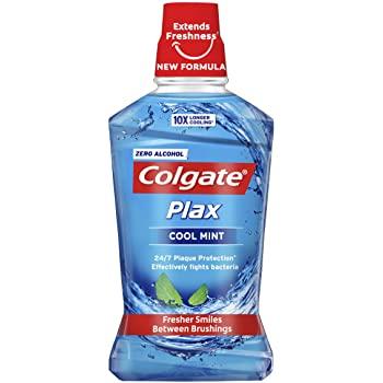 COLGATE, Cool Mint, burnos skalavimo skystis(500ml)