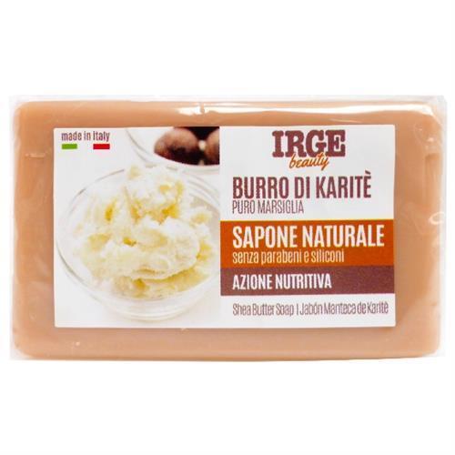 IRGE natūralus taukmedžio sviesto muilas(150g)