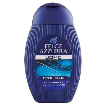 Felce Azzurra dušo gelis-šampūnas vyrams Cool Blue(250ml)