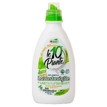 LE 10 PIANTE ekologiškas gelis indaploviems(1l)